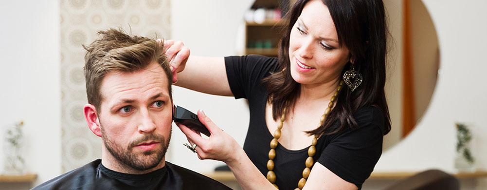 Ontario Men's Hairstyling